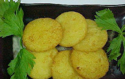 大寨黄金饼
